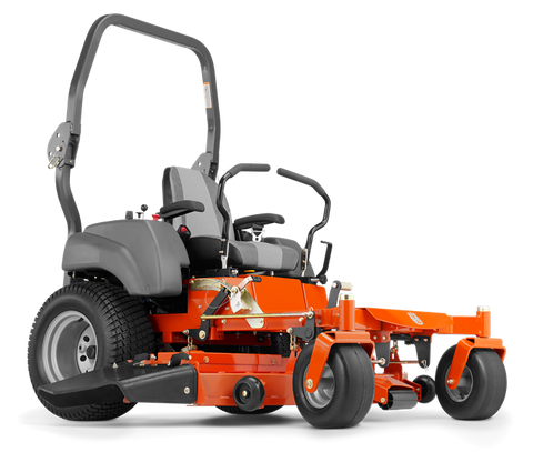 "Husqvarna M-ZT61 Zero Turn - 27 HP Endurance Commercial, 61"" Fabricated deck, ZT3400, Cast iron spindles"