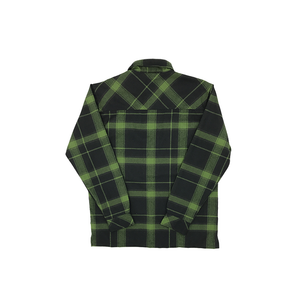 Mythical Lumberjack Shirt - Black Green