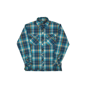 Mythical Lumberjack Shirt - Blue Plaid