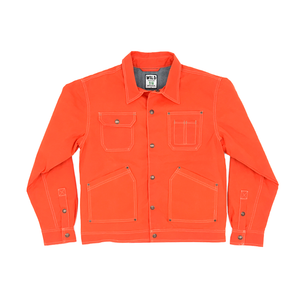 Quimby Waxed Jacket - Cheeto