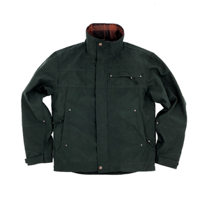 Burnside Alpha Jacket - Deep Space Green