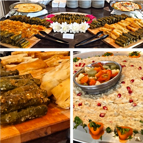 Masrawy Fine Egyptian Catering-African Wedding Show Toronto