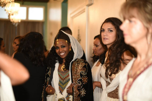 ethiopian wedding pictures
