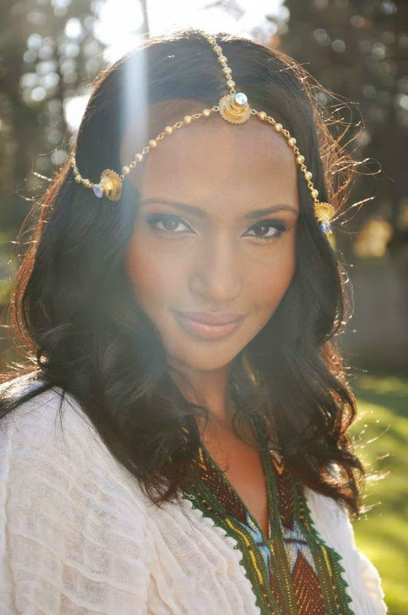 Habesha/Ethiopian and Eritrean Jewelry - Ambessa Weddings