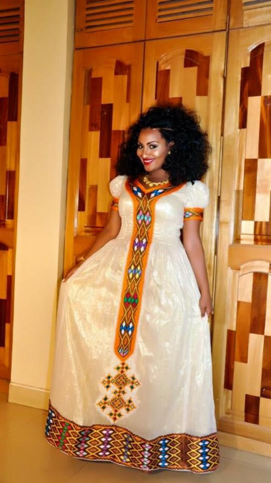 Eritrean Traditional Dress Pictures To Pin On Pinterest