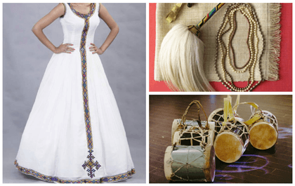 Cultural Clothing & Accessories