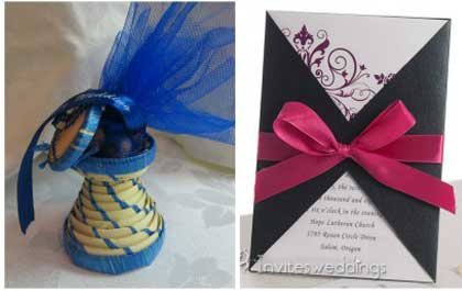 Favors & Invitations