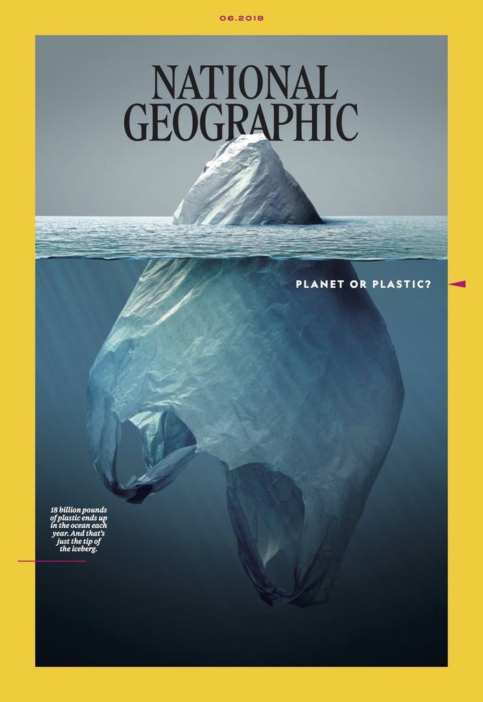National Geographic is taking on the world's ocean plastic crisis
