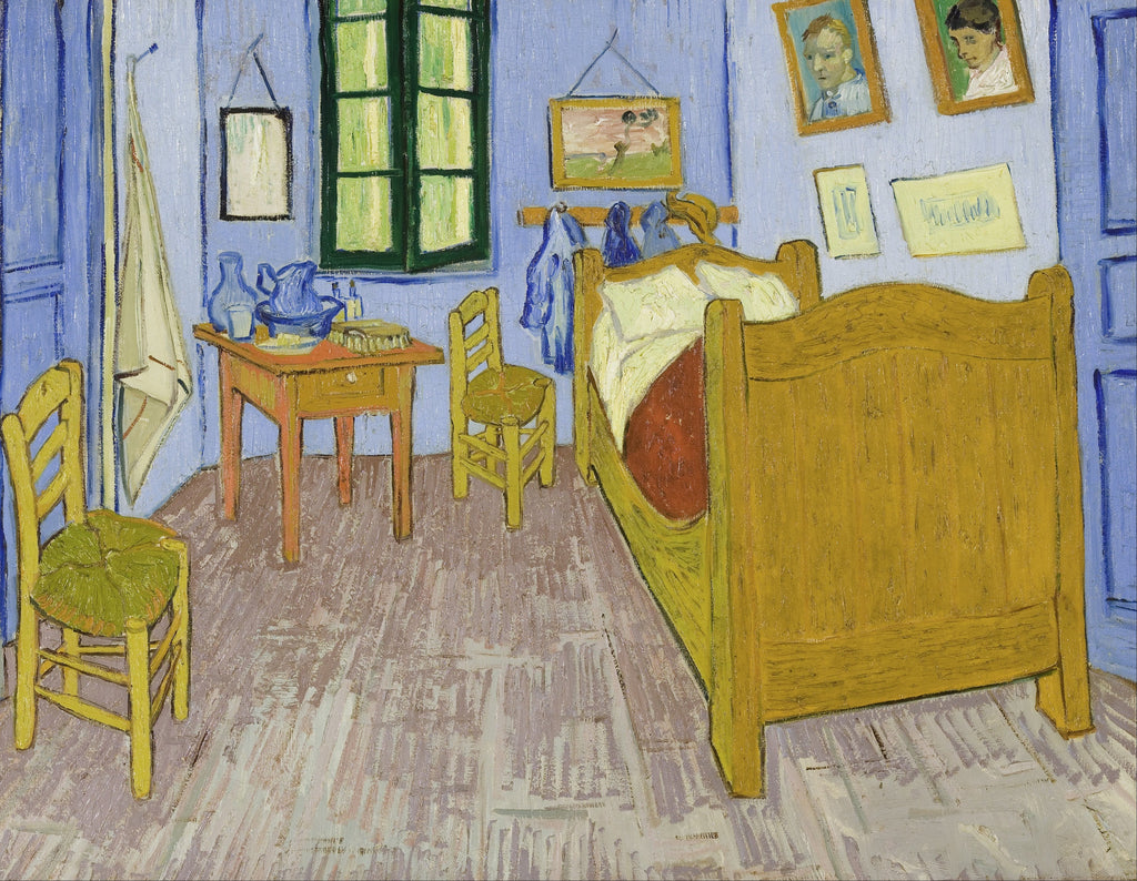 The Van Gogh collection at the beautiful Norton Simon Museum in Pasadena