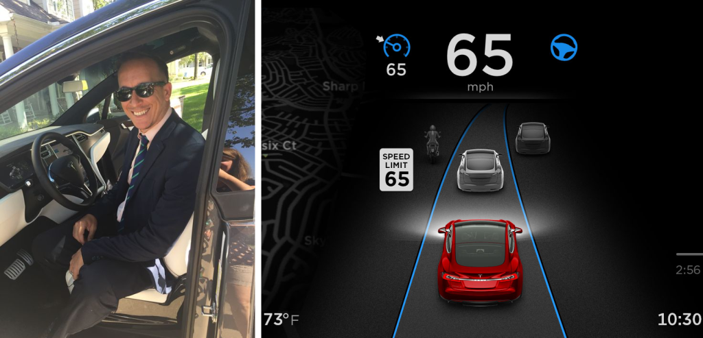 Tesla's Autopilot feature may have saved a life