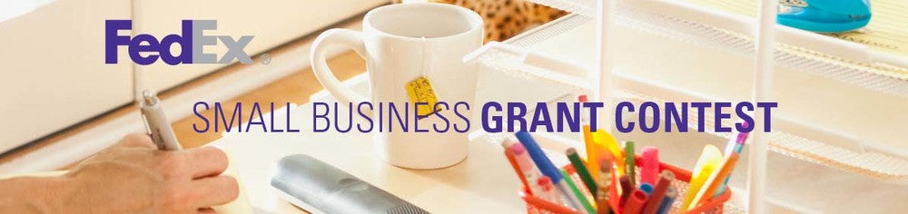 Help Gallery Drinkware win the 2017 FedEx Small Business Grant!
