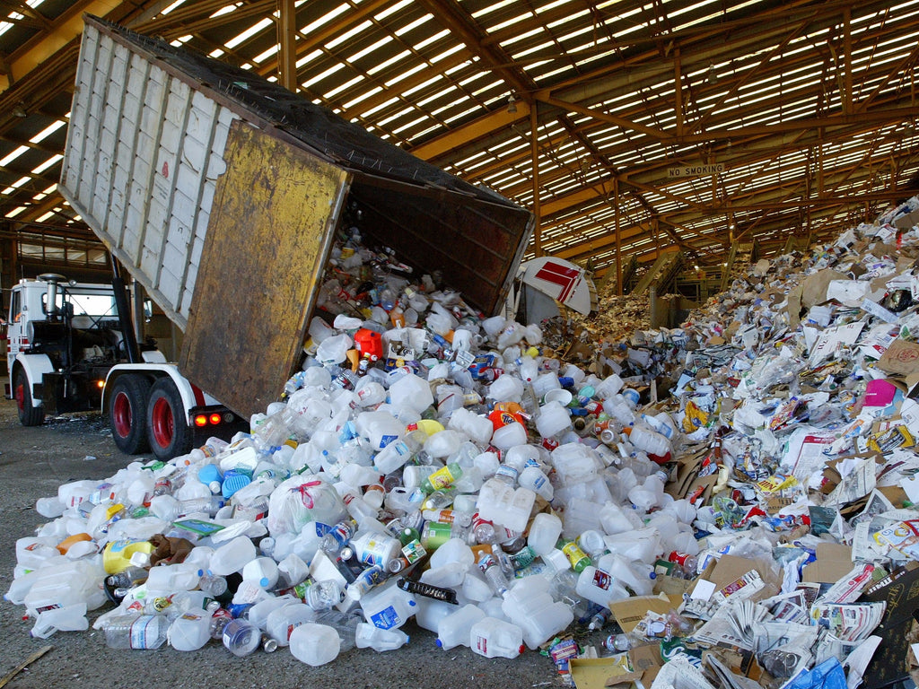 Do you know what really happens after you recycle?