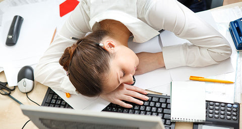 It's hard not to get bogged down by exhaustion when running a small business