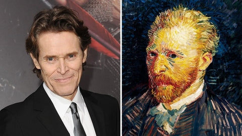 "Willem Dafoe will play Vincent Van Gogh in the upcoming film ""At Eternity's Gate"""