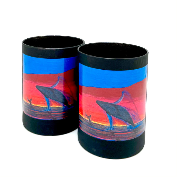 Wyland Whale Sighting Glasses