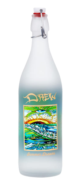 Drew Brophy Sunrise Glass Bottle