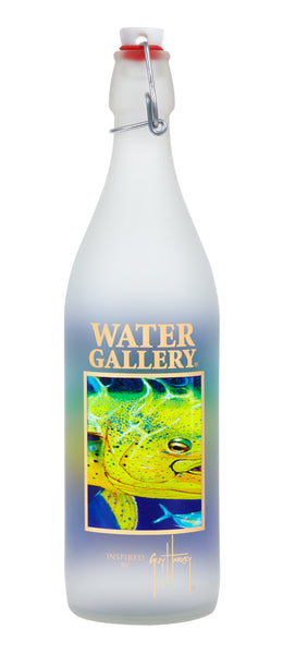 Guy Harvey water bottle with dorado