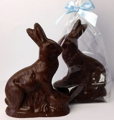 Large Rabbit Milk Chocolate