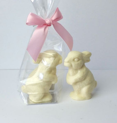 Jumping Rabbit White Chocolate