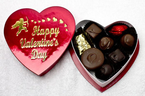 Happy Valentine's Day 4oz Assortment