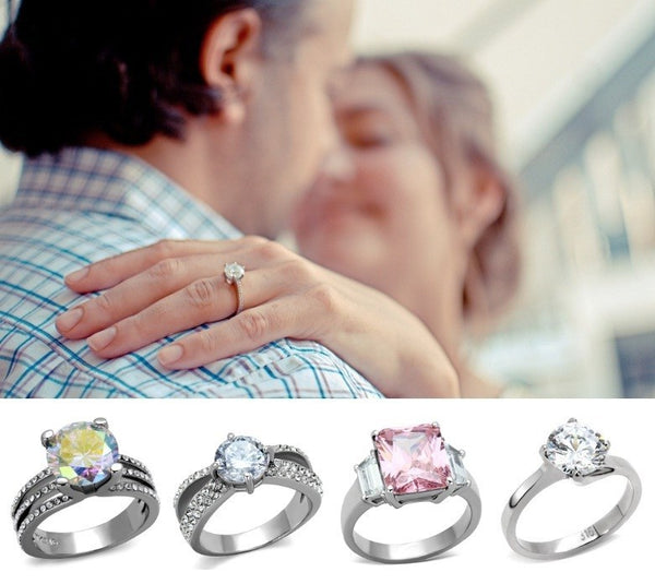cubic zirconia fashion rings from Eternal Sparkles