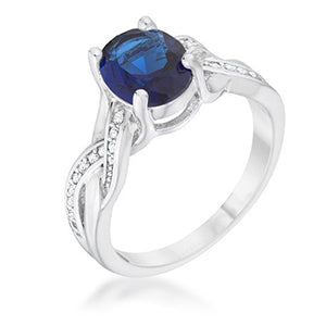 Deep Ocean Ring from Eternal Sparkles
