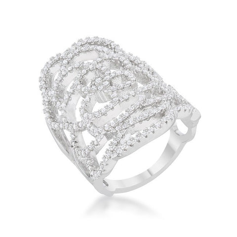 Filigree Wrap Ring from Eternal Sparkles