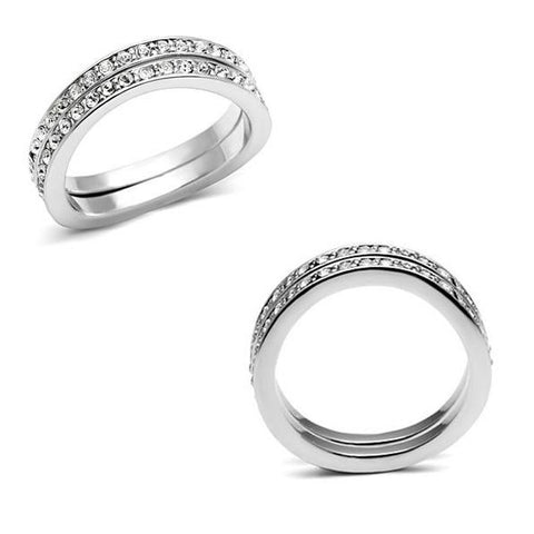 Beau Ring Set from Eternal Sparkles