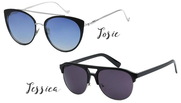 Eternal Sparkles Josie and Jessica Sunglasses