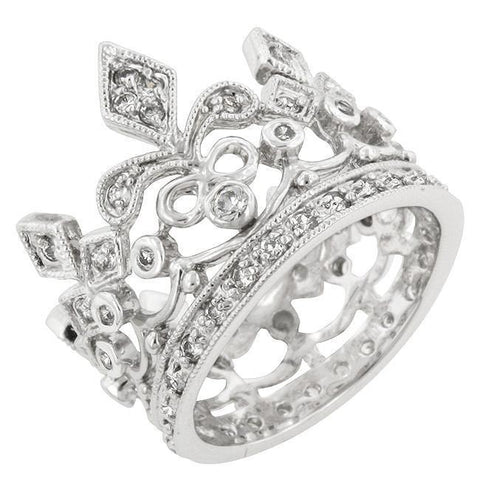 Queen Ring from Eternal Sparkles