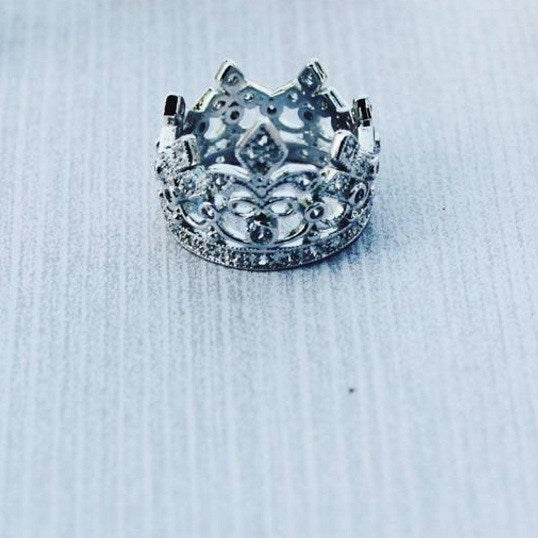 Queen of Hearts Ring from Eternal Sparkles