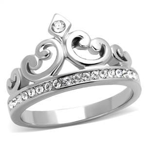 Crown-style ring from Eternal Sparkles