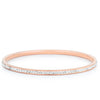 Rose Gold Eternity Bracelet