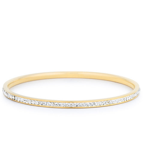 Gold Eternity Bracelet