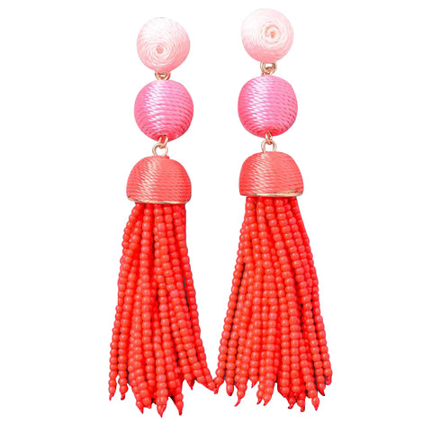 Funky Acrylic Candy Earrings