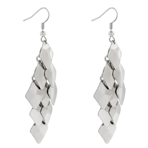 checkered Earrings