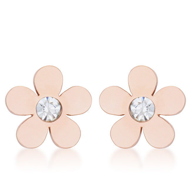 jewelry daisy lookora flower fine earrings product