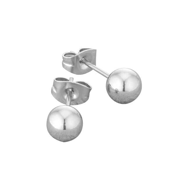 Julie Sphere Stud Earrings