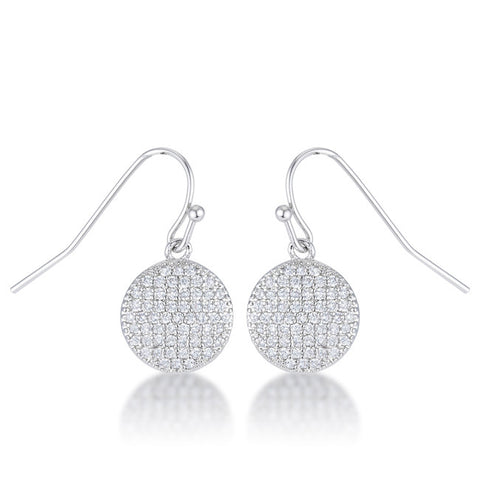 Enchanted Solitaire Earrings