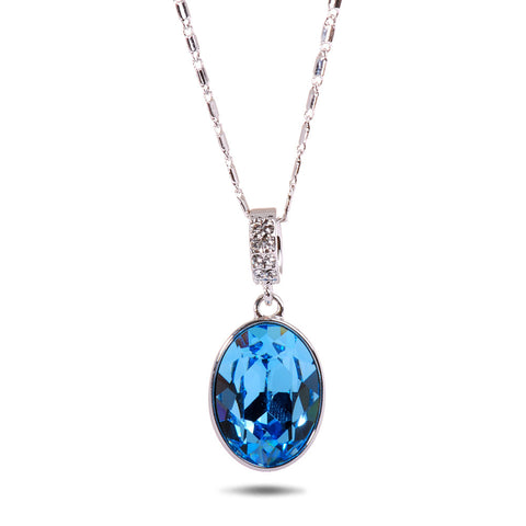 Station Gems Necklace