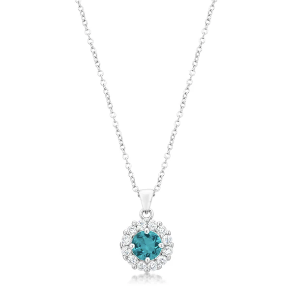 Bella Bridal Multicolor Pendant