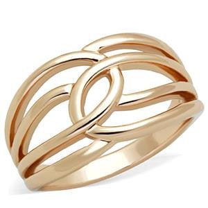 Rose Gold Design Ring