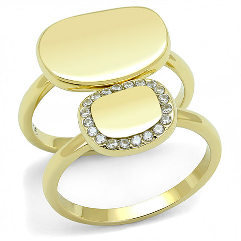 Modern Design Stack-able Ring Set
