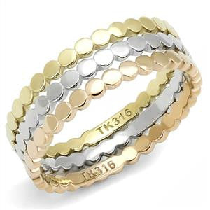 Bubble Stackable Rings