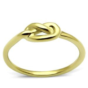 Square Gold Lust Eternity Band