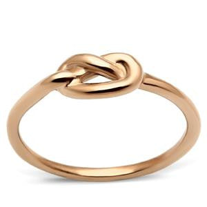 Rose Love Knot Ring
