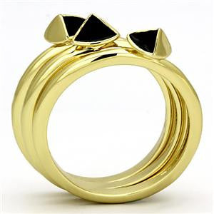 Cat Ears Triple Ring