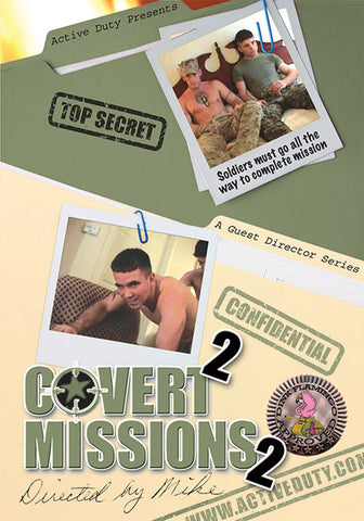 Covert Missions 02