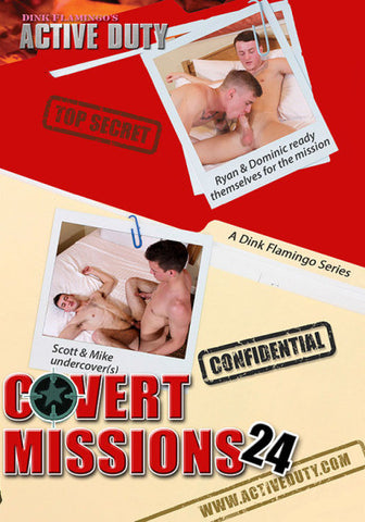 Covert Missions 24