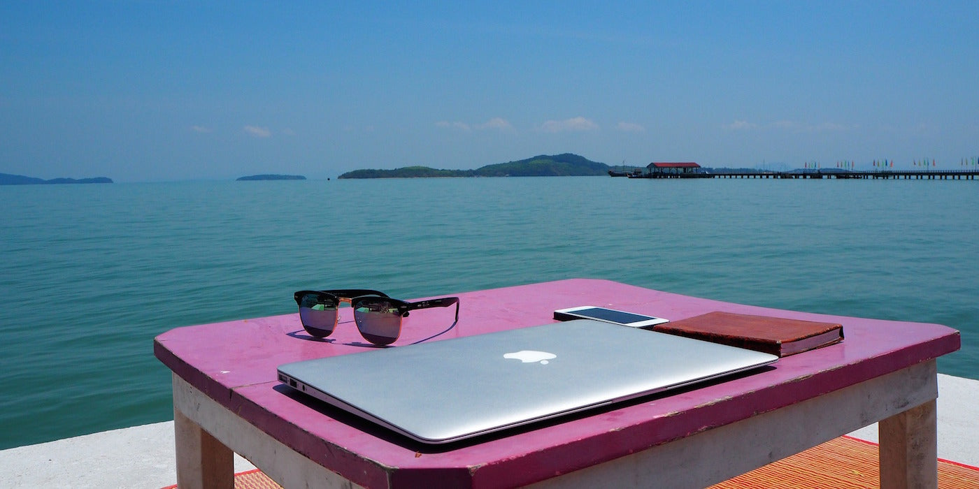 Savvy Tools To Work From Anywhere #quarantine or #beach